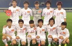 Nữ Việt Nam hạng tư Á vận hội 2014