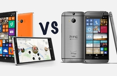 Chọn One M8 WP hay Lumia 930 ?