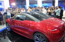 Tiêu thụ ô tô năm nay sẽ cao kỷ lục?