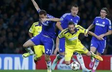 Drogba ghi bàn, Chelsea thắng lớn trước Maribor