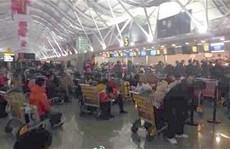 Trung Quốc: 'Nổi loạn' tại sân bay Hà Nam
