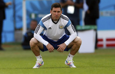 """23 giờ ngày 25-6, Argentina - Nigeria: """"Đại bàng xanh"""" run rẩy"""