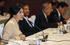 Súng nổ tại địa điểm họp của Thủ tướng Thái Lan