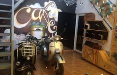 Trào lưu cà phê độc - lạ ở Sài Gòn