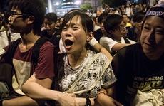 Thời khắc quyết định của Hồng Kông