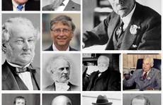 Ai giàu nhất lịch sử Mỹ?