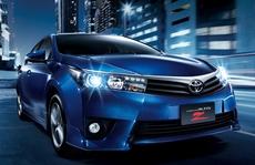 Khuyến mãi cho khách hàng mua xe Corolla Altis