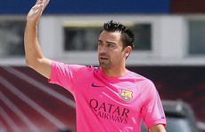 Xavi chia tay tuyển Tây Ban Nha vì HLV Enrique