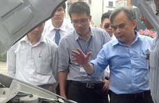 Đại gia ô tô Việt định làm xe quân sự