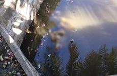 Phát hiện thi thể tại hồ nước khu đô thị mới