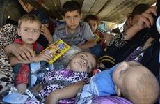 ISIL chôn sống nhiều phụ nữ và trẻ em