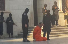 IS tấn công chớp nhoáng, chặt đầu 12 nhân viên an ninh Libya