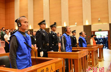 Trung Quốc tử hình 3 kẻ tấn công nhà ga Côn Minh