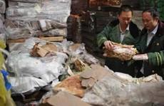 Thịt thối tuồn vào Trung Quốc từ Mỹ?