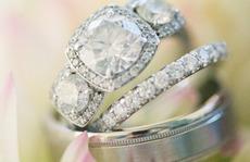 Những chiếc nhẫn cưới đầy 'ma lực'