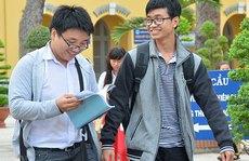Tỉ lệ tốt nghiệp giảm do điểm liệt