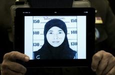 Vụ đánh bom Thái Lan: Nữ nghi phạm bị truy nã lên tiếng