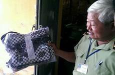 Tạm giữ hàng ngàn túi xách nghi giả hiệu