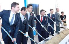 P&G xây nhà máy 100 triệu USD