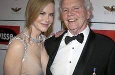 Nicole Kidman tái xuất sân khấu vì cha