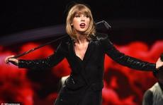 Taylor Swift kiếm được 22,7 tỉ đồng/ngày