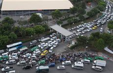 """Sân bay Tân Sơn Nhất sẽ """"dễ thở"""""""