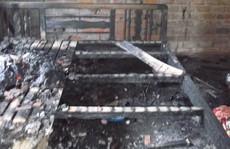 Vụ cháy nhà, mẹ và con tử vong: Nghi do mưu sát
