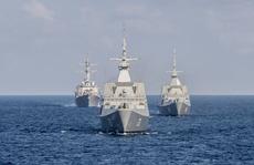 Tàu chiến Mỹ sắp vào 'vùng 12 hải lý' quanh các đảo nhân tạo