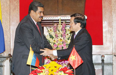 Nâng cao hiệu quả hợp tác song phương với Venezuela