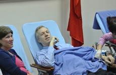Mỹ viện trợ 0,5 triệu USD cho nạn nhân ngập mặn Việt Nam