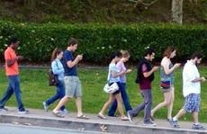 Mê smartphone là dạng bệnh tâm thần