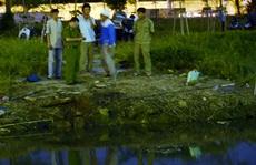 Nổ dưới chân cầu Sài Gòn, một 'cần thủ' bị phỏng nặng