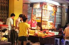 Hàng Thái, Nhật ngập thị trường: Từ nhà hàng tràn xuống vỉa hè