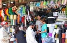 Hàng Trung Quốc 'chiếm' thị trường:: Chỉ lợi trước mắt