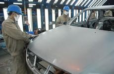 """Báo hiệu """"cái chết"""" của ngành ô tô?: Cần chính sách hợp lý"""
