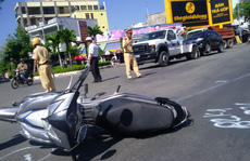 Hoãn phiên xử sơ thẩm Viện trưởng VKSND huyện gây tai nạn