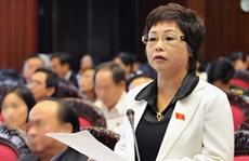 Bà Châu Thị Thu Nga bị tố cáo chiếm đoạt 114 tỉ đồng