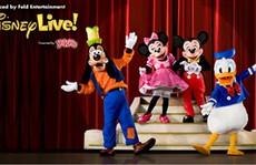 Thế giới Disney đến Việt Nam