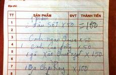 'Chặt chém' 2 bát cơm, nhà hàng ở Sầm Sơn bị phạt 20 triệu đồng