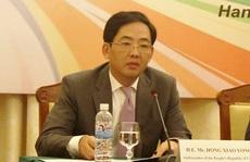 Đại sứ Trung Quốc: Giải quyết thỏa đáng vấn đề biên giới lãnh thổ