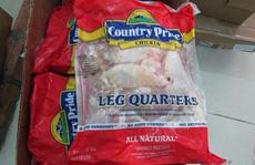 Mỹ phủ nhận việc bán phá giá thịt gà tại Việt Nam
