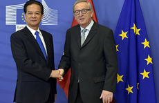 Việt Nam - EU: Thời khắc lịch sử
