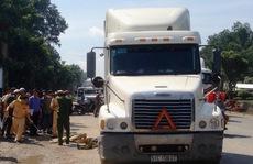 Một thanh niên bị tử nạn trong khu công nghiệp Sóng Thần