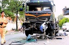 Tìm người biết thông tin về vụ tai nạn giao thông tại Suối Tân