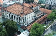 'Giải cứu' biệt thự cổ ở Sài Gòn