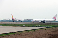 Trung Quốc bay thử nghiệm, Đài Loan dè chừng