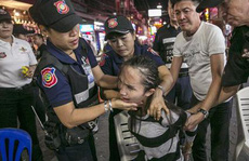 Bị bắt, nữ 'đạo chích' Trung Quốc giả làm người Nhật