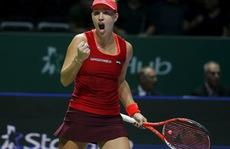 Muguruza chật vật hạ Safarova, Kvitova thua trắng Kerber