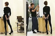 Kim Hye Soo quyến rũ đáng ngạc nhiên ở tuổi 45