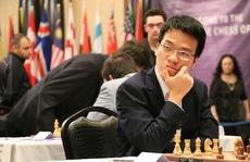 Lê Quang Liêm giành ngôi á quân Giải cờ triệu phú 2015